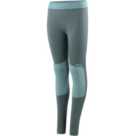 Houdini Jr Alpha Long Johns Storm Green